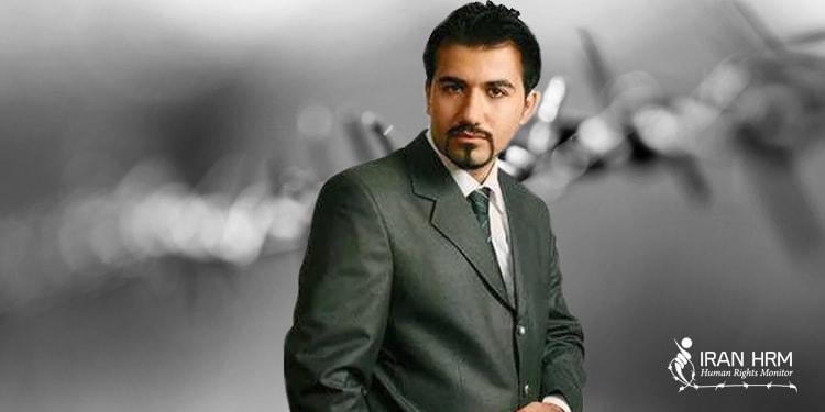 Political prisoner Soheil Arabi