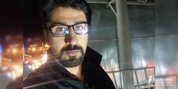 political prisoner Akbar Bagheri
