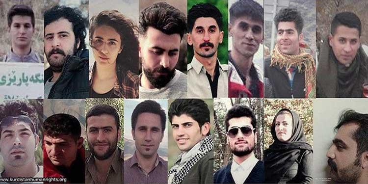 wave of arrests of Kurdish activists