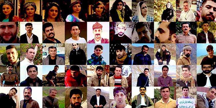 Kurd activists arrested