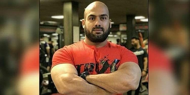 Political prisoner Khaled Pirzadeh