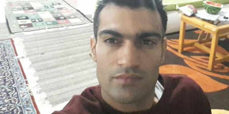 political prisoner Mehran Gharebaghi