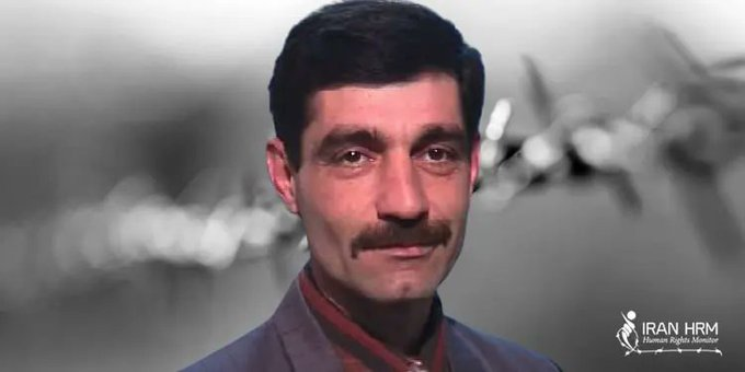 political prisoner Saeed Masouri