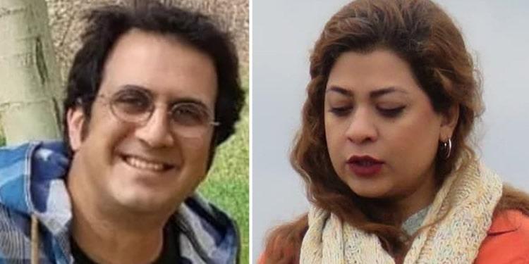 Baha'i citizens Soroush Abadi and Kiana Shoja'i